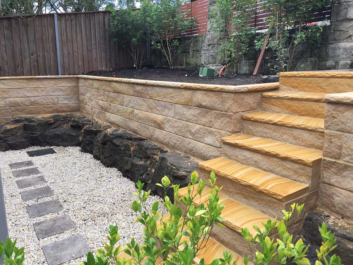 All Types & Styles Of Retaining Walls